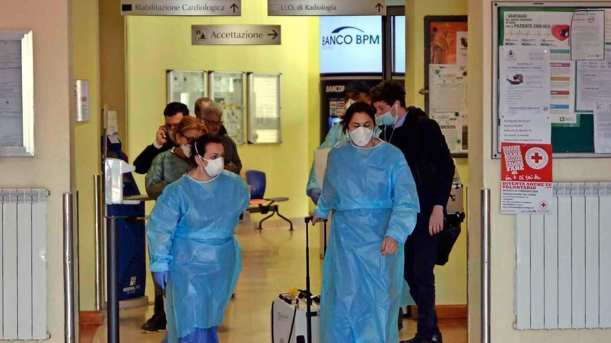 Імунітет до коронавірусу: жителі однієї провінції Італії зовсім не хворіють на COVID-19
