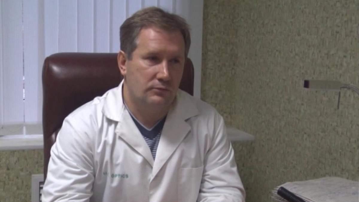 У головного лікаря в Мелітополі виявили коронавірус: що відомо