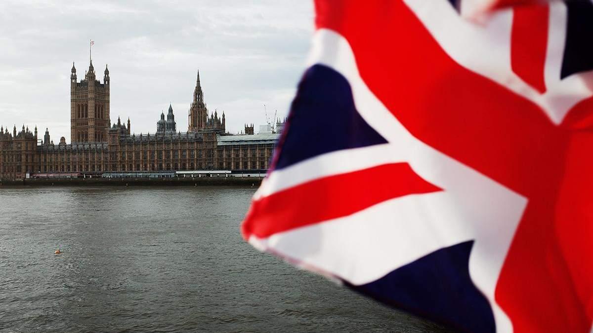Коронавірус Великобританія – кількість хворих сьогодні