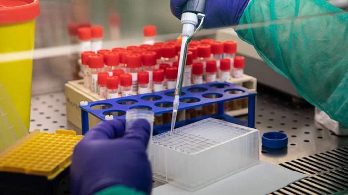 В Украине подтвердили 794 случая заболевания коронавирусом
