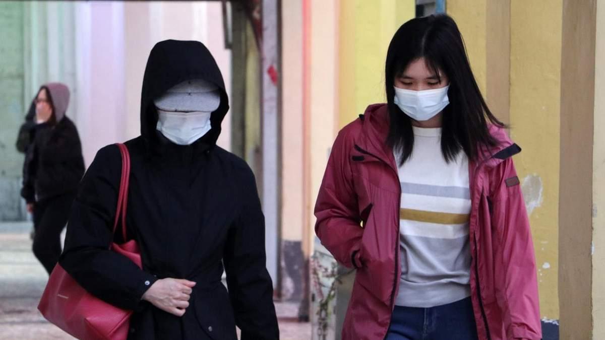 Новий спалах коронавируса, Китай – статистика заражених