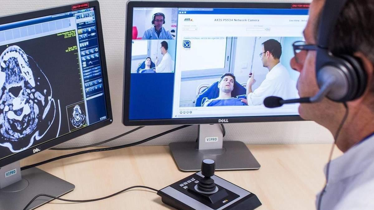 В Україні запускають безкоштовний сервіс для консультації з лікарем не виходячи з дому