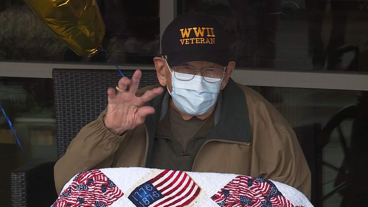В США от коронавируса выздоровел 104-летний мужчина