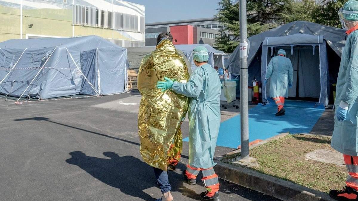 Коронавірус в Італії 5 квітня 2020 року