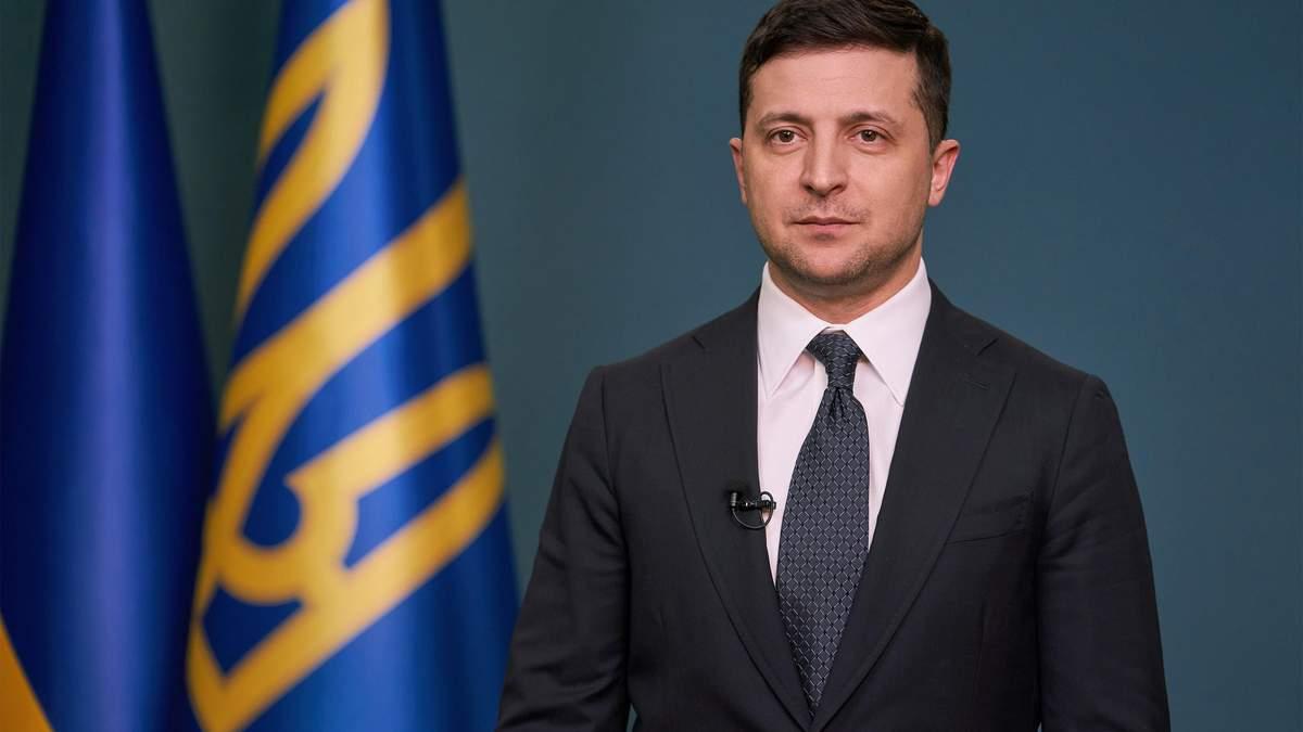 Зеленский прокомментировал ситуацию с плохим обеспечением больниц Монастыриска