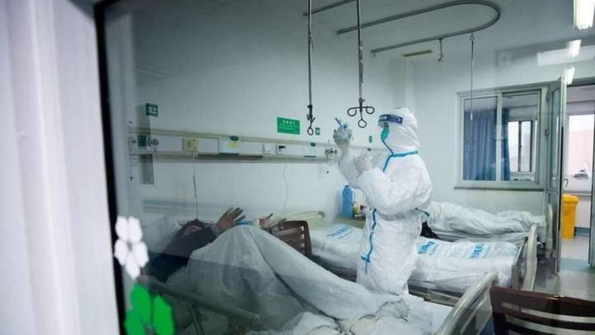 На Чернігівщині від COVID-19 помер чоловік, який втік з лікарні