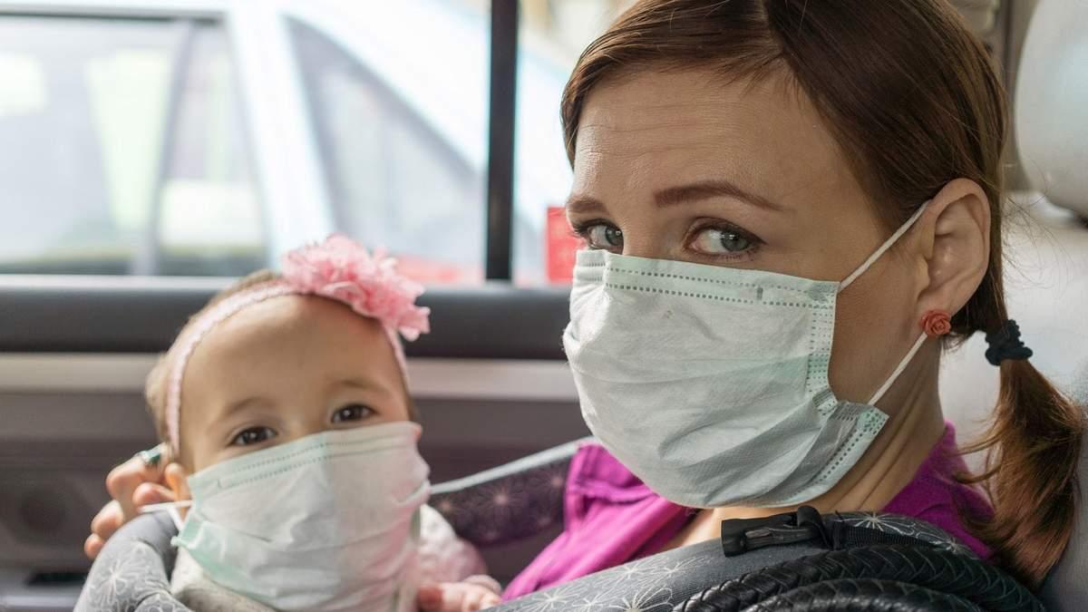 В Україні коронавірус виявили у 95 дітей