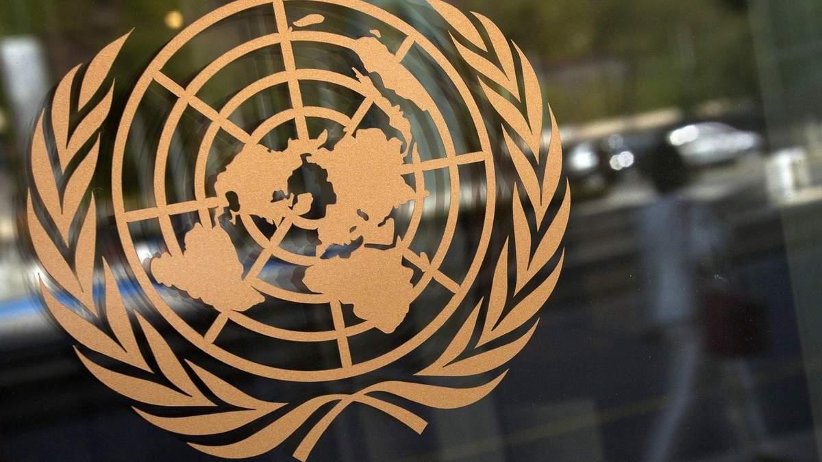 Украина стала первым соавтором резолюции ООН по противодействию коронавирусу