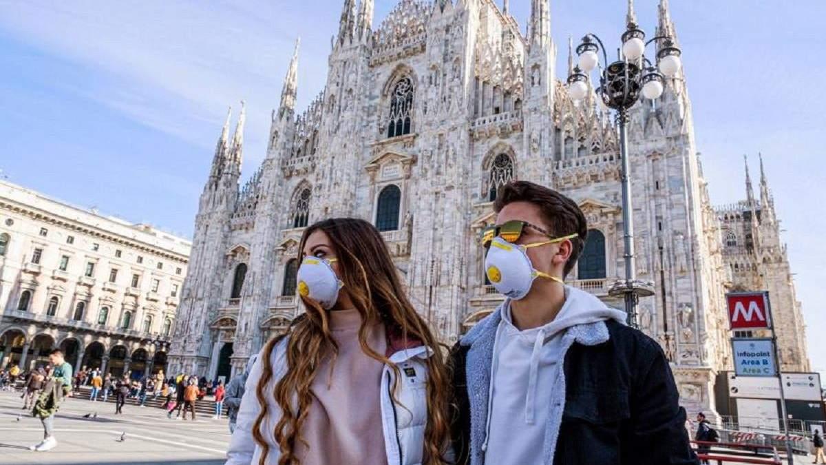Міста порожні, але все одно тисячі людей хворіють, – українець про ситуацію в Італії