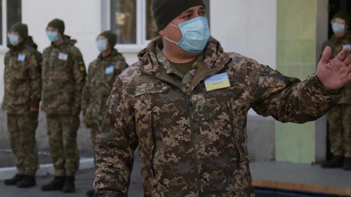 Станом на 16 квітня в ЗСУ підтвердили 28 випадки захворювання на коронавірус