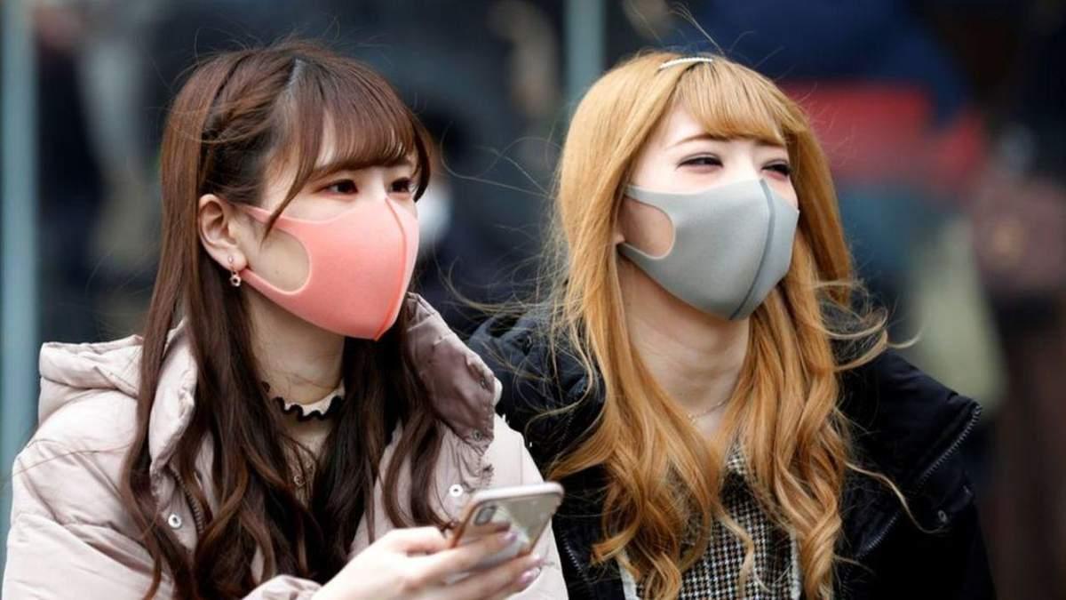 В каких странах необходимо носить маски во время пандемии: инфографика