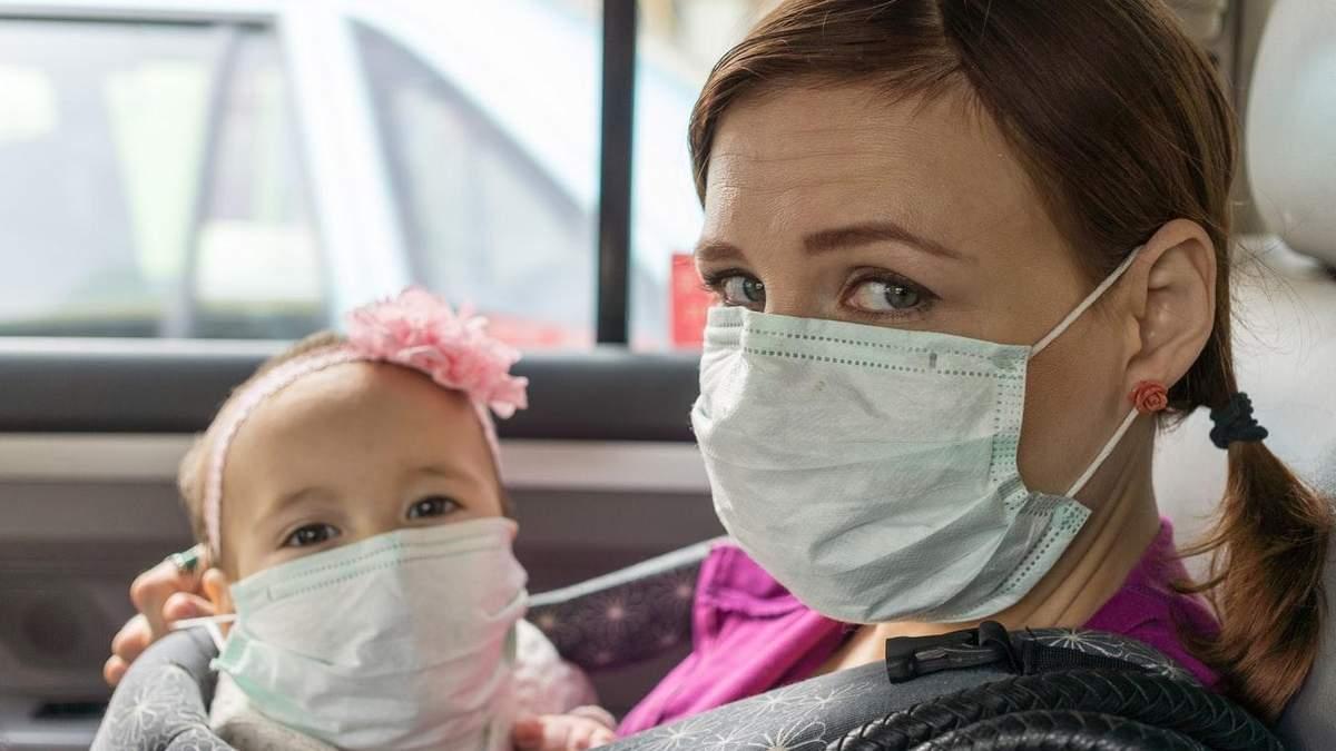 У Румунії в пологовому спалах коронавірусу: деталі