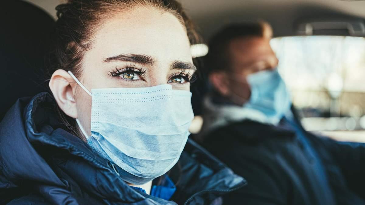 COVID-19 живе найдовше на медичних масках: результати дослідження