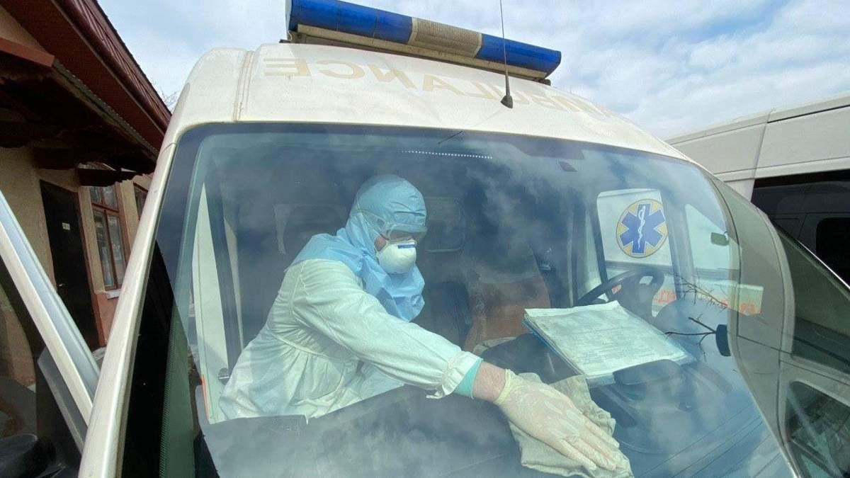 Хворі лікарі на Кіровоградщині