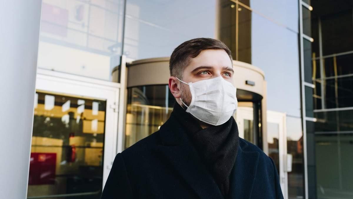 Як правильно одягати, носити медичну маску – інструкція