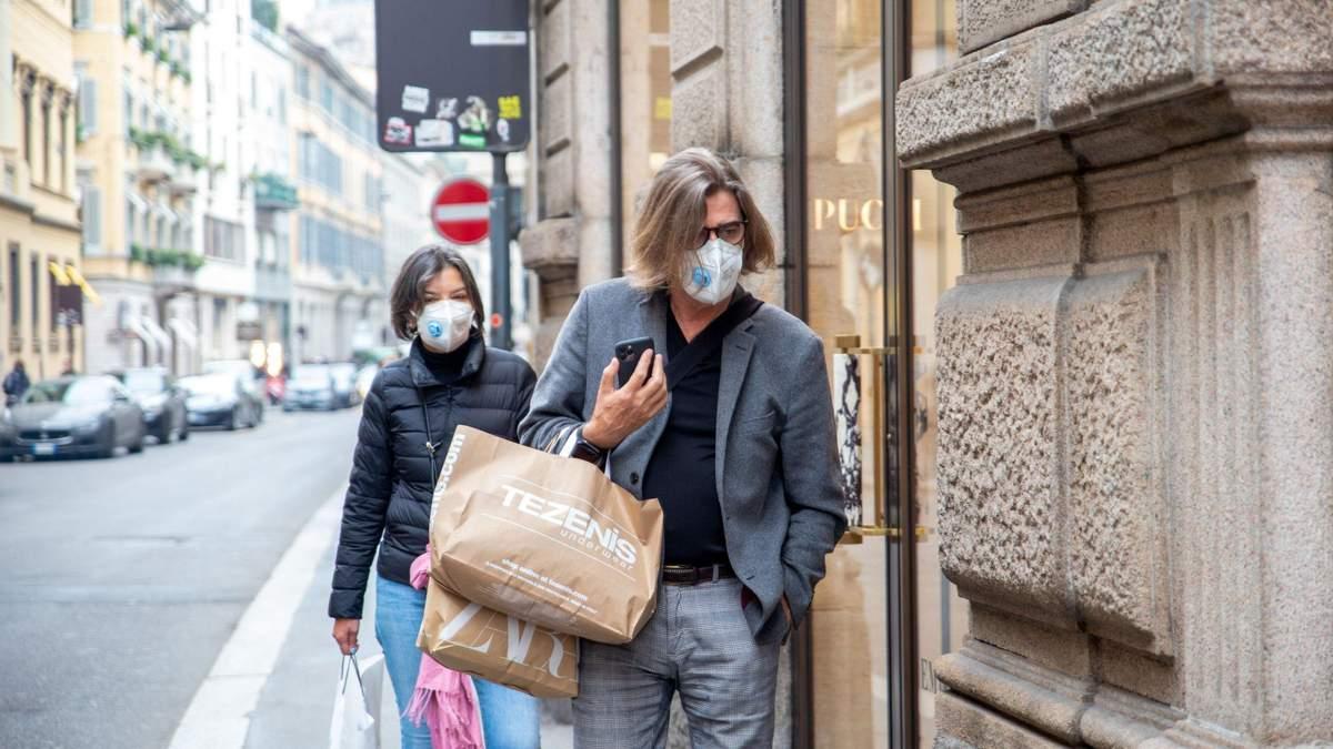 Італія може почати послаблення коронавірусних обмежень до кінця квітня