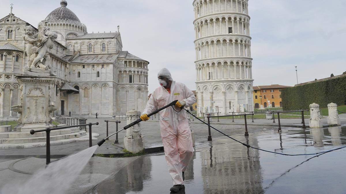 Коронавірус Італія 9 квітня 2020 – останні новини Італії 09.04.2020