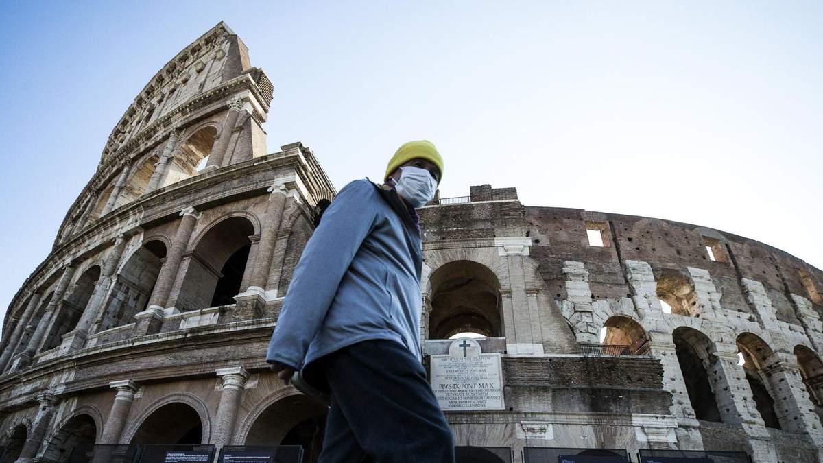 Коронавірус Італія 11 квітня 2020 – статистика, новини Італії