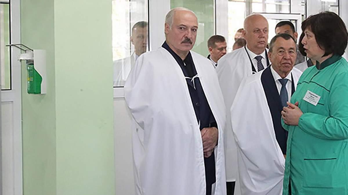 Коронавірус в Білорусі: основні цифри
