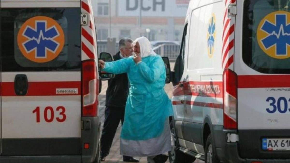 Коронавірус зафіксували у Миколаївській області