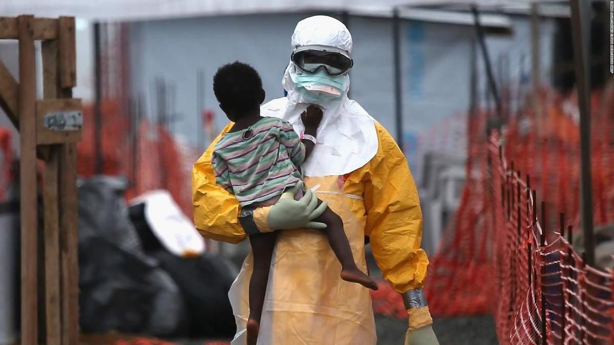 Нові випадки Еболи