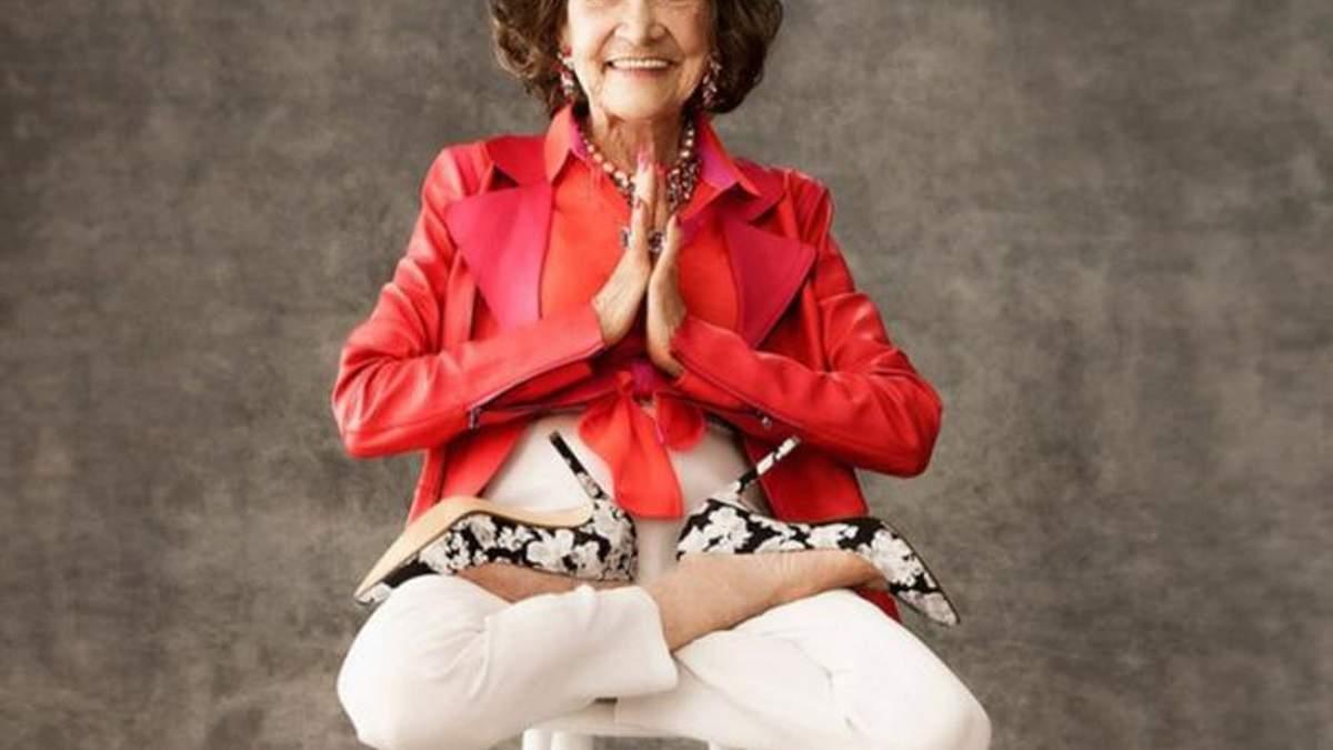 Я до сих пор не повзрослела, – старейшая йогиня в мире о рецептах молодости и мотивации
