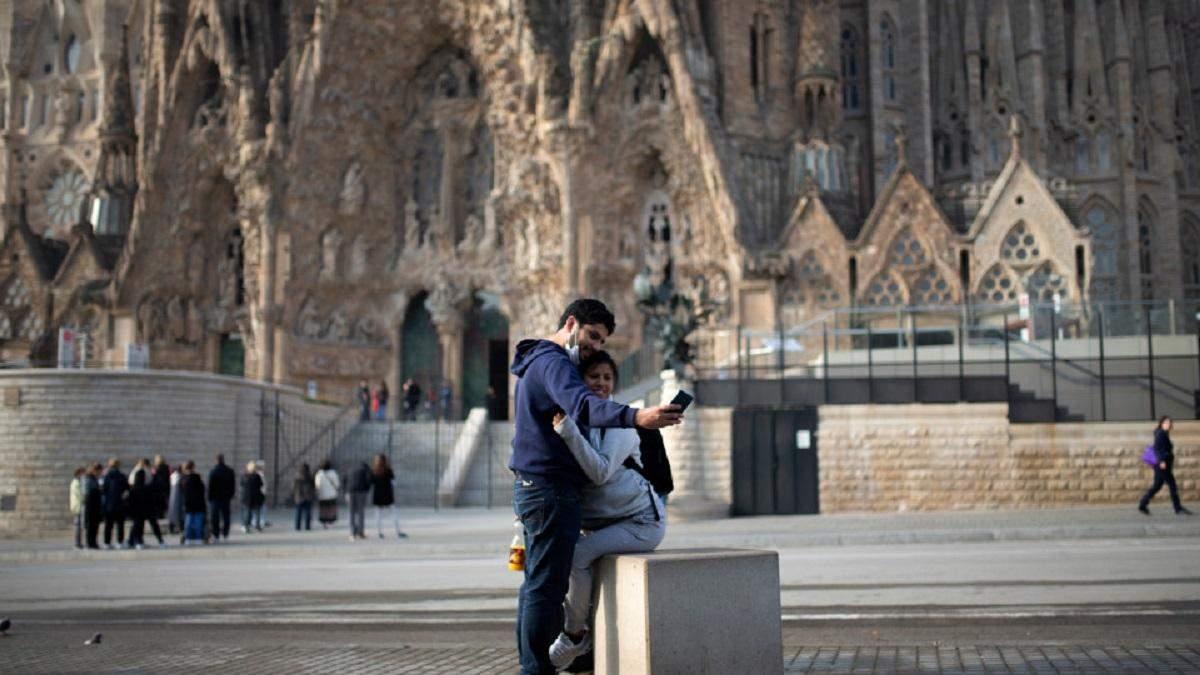 Іспанія минула пік коронавірусу
