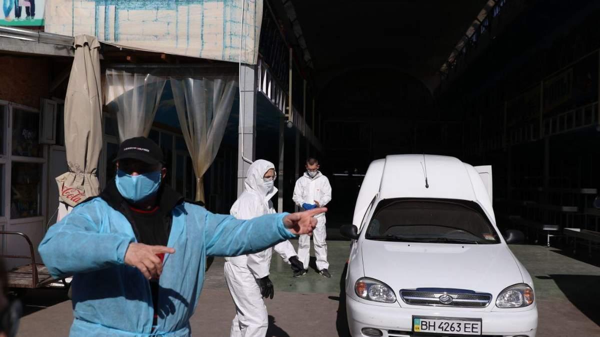 На в'їздах до Києва вимірюватимуть температуру та тестуватимуть на COVID-19 - 24 Канал