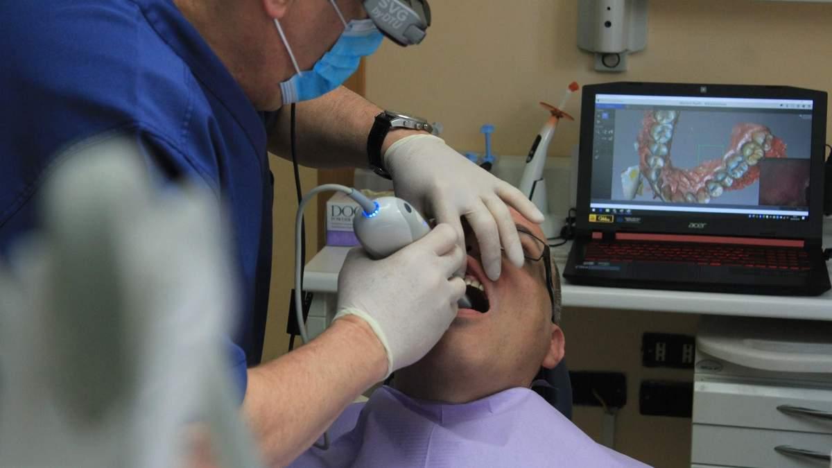 Чи можна піти до стоматолога під час карантину