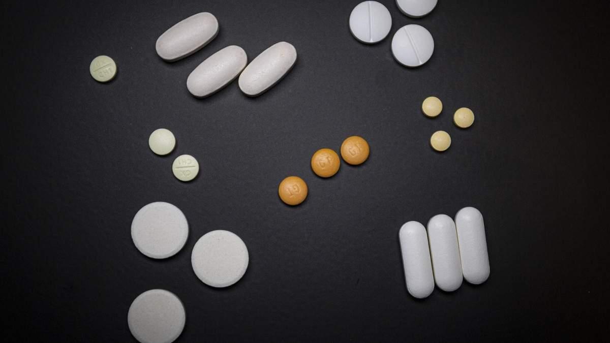 Ліки від коронавірусу COVID-19 – список препаратів