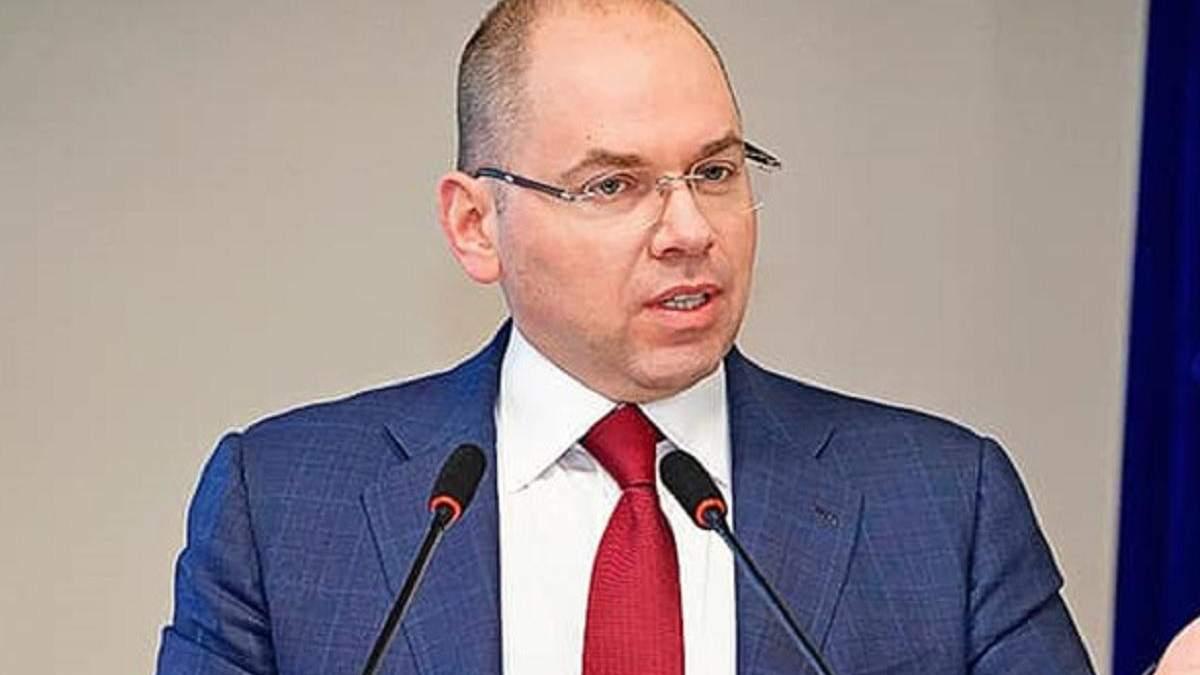 Степанов розповів про умови вступу до інтернатури та зарплату лікарів-інтернів