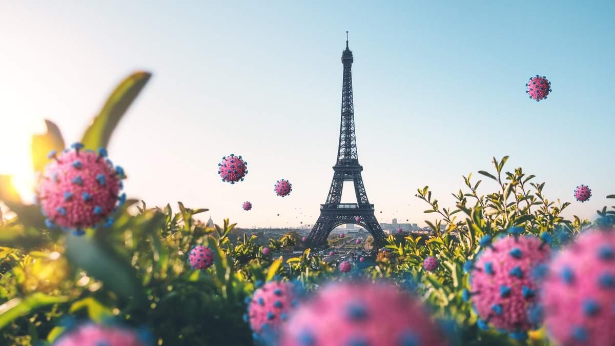 У водопровідній системі Парижа знайшли коронавірус