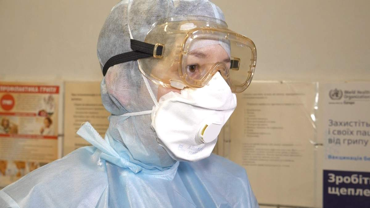 Костюми захисту від коронавірусу