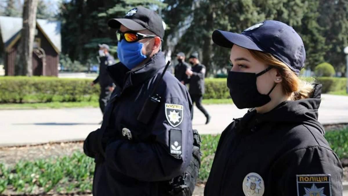 Коронавирус у полицейских
