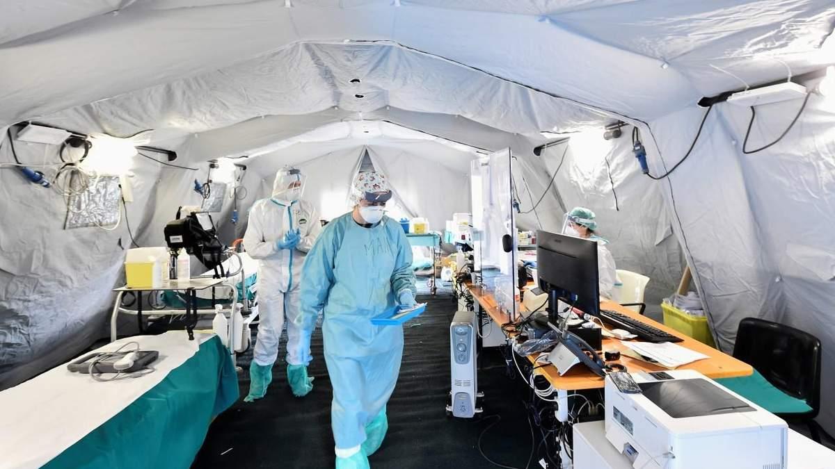 Коронавірус Італія 26 квітня 2020 – статистика, новини Італії