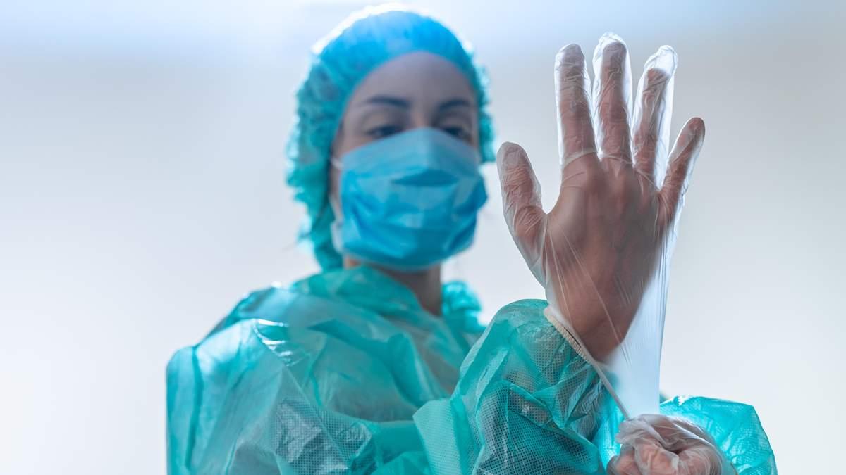 Коронавірус потрапляє до організму через ніс
