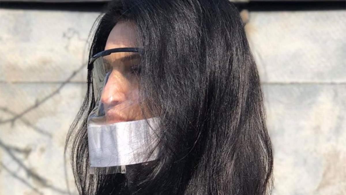 Себестоимость маски – 25 гривен