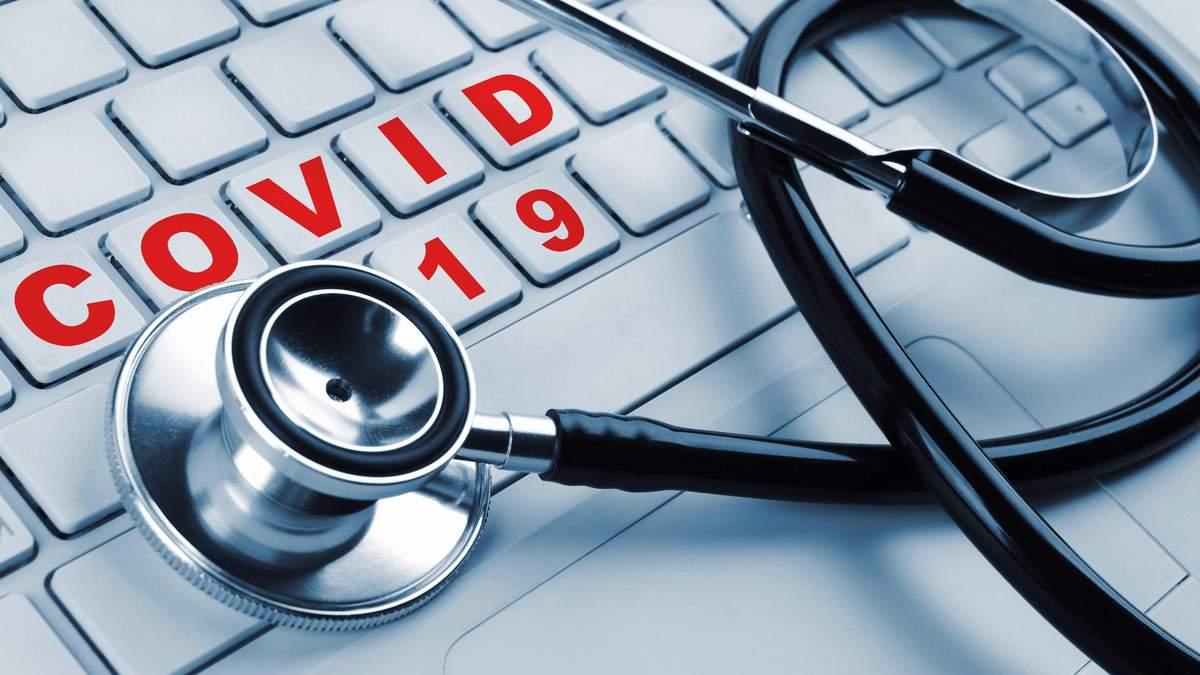 В Киеве обнаружили 1 188 случаев заражения COVID-19