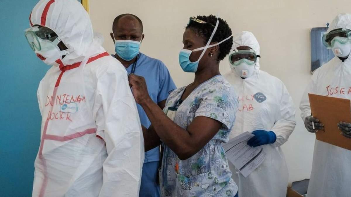 Чем опасно распространение коронавируса в Африке