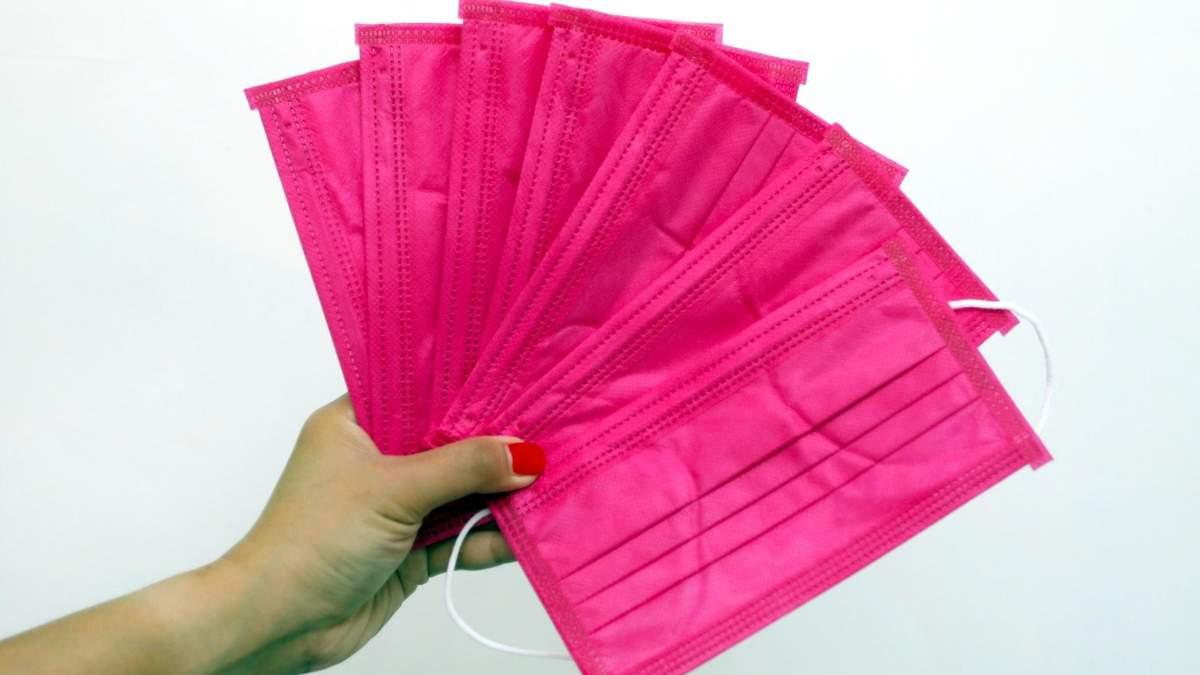 Из какой ткани лучше сшить защитную маску