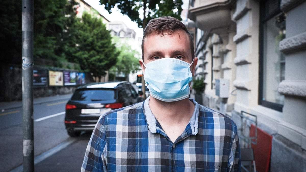 Мужчины чаще страдают от осложнений коронавируса