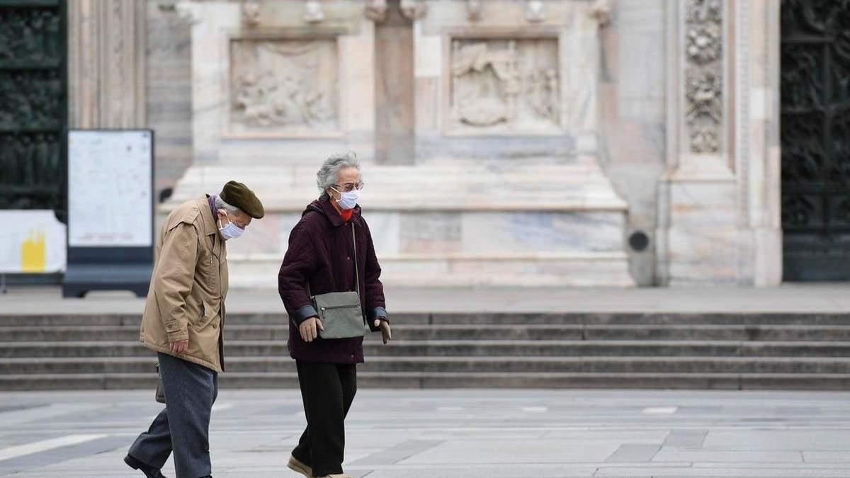 Коронавірус Італія – статистика 1 травня 2020, новини Італії