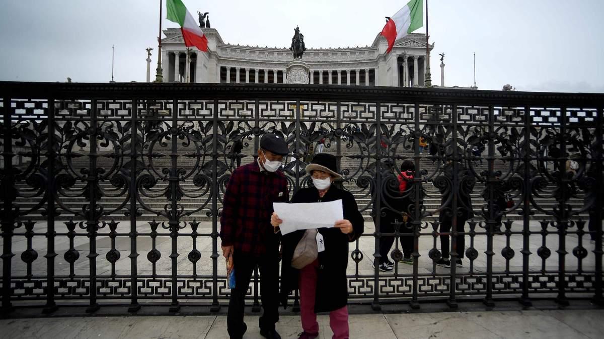 Коронавірус Італія – статистика 2 травня 2020, новини Італії