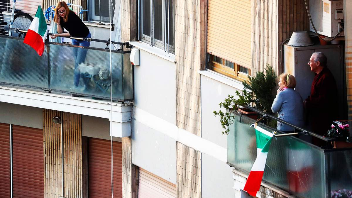 Коронавирус Италия статистика 3 мая 2020 – новости Италии