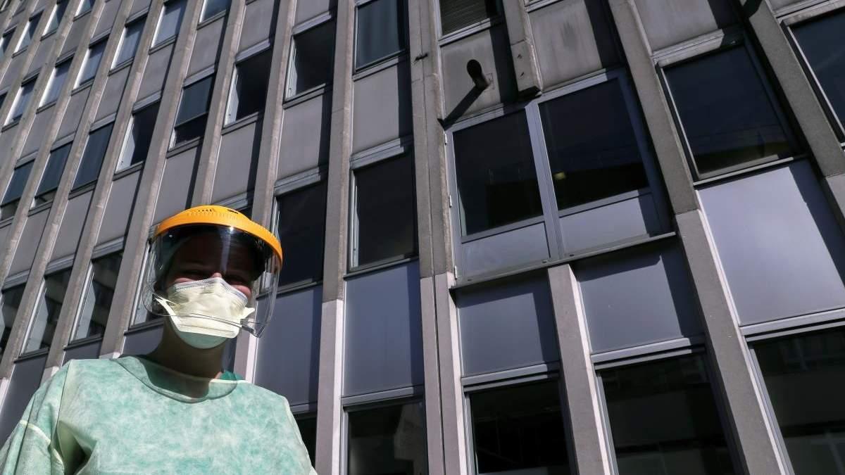 Яка альтернатива захисним маскам проти COVID-19