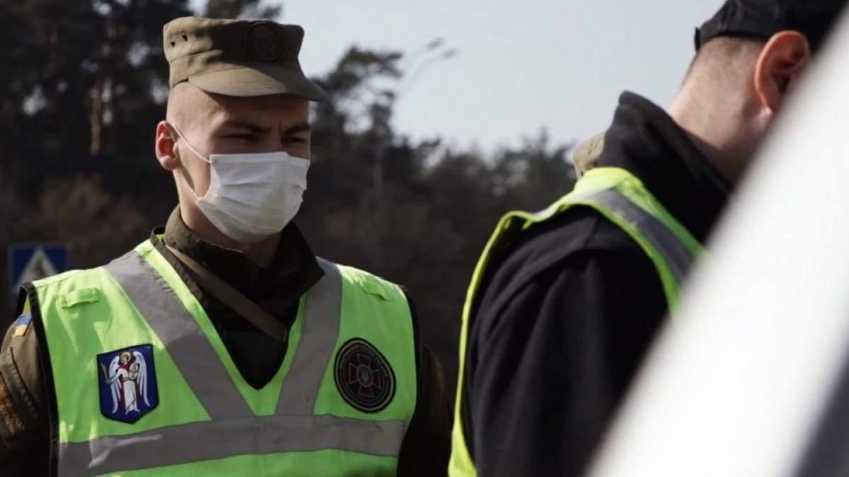 Скільки працівників Нацполіції інфікувалися коронавірусом