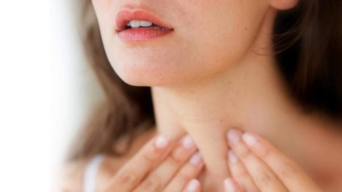 Щитовидная железа и ход коронавируса