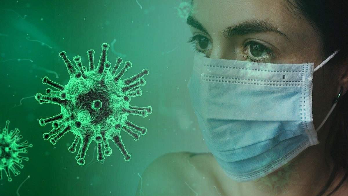 Скільки хворих на коронавірус в Україні – статистика квітень 2020