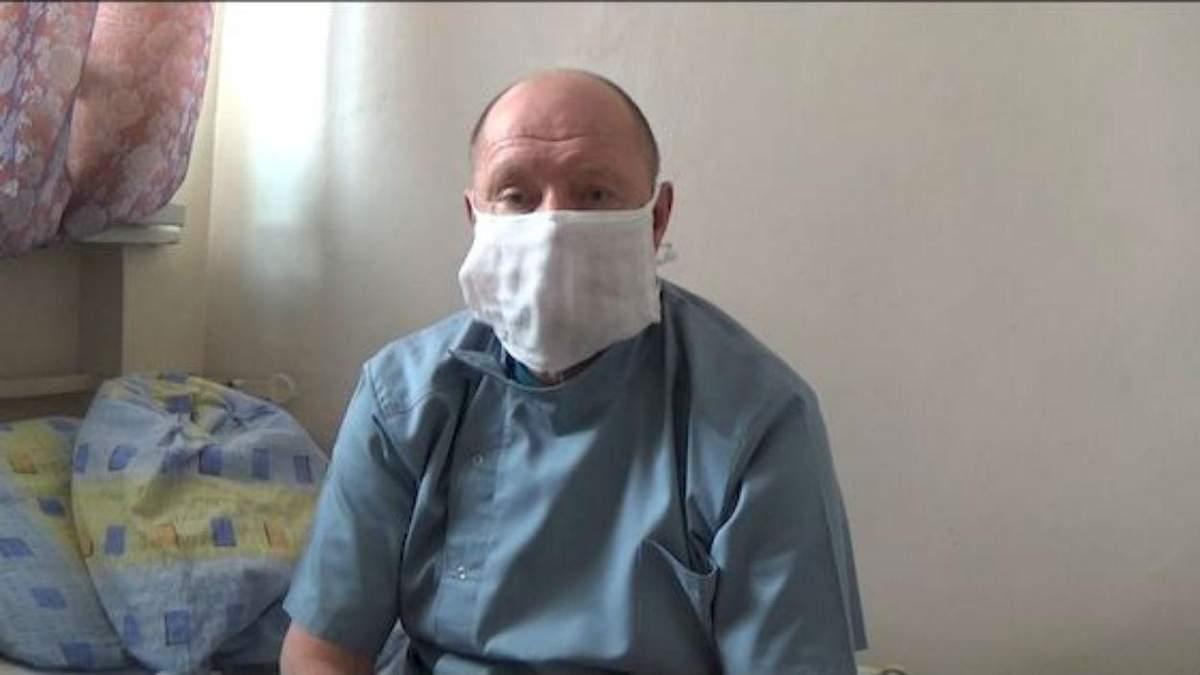 Директор Глуховской больницы объявил голодовку