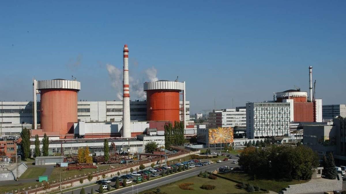 Вспышка коронавируса на Южно-Украинской АЭС